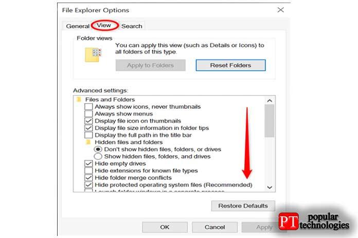 библиотеки Windows 10 6
