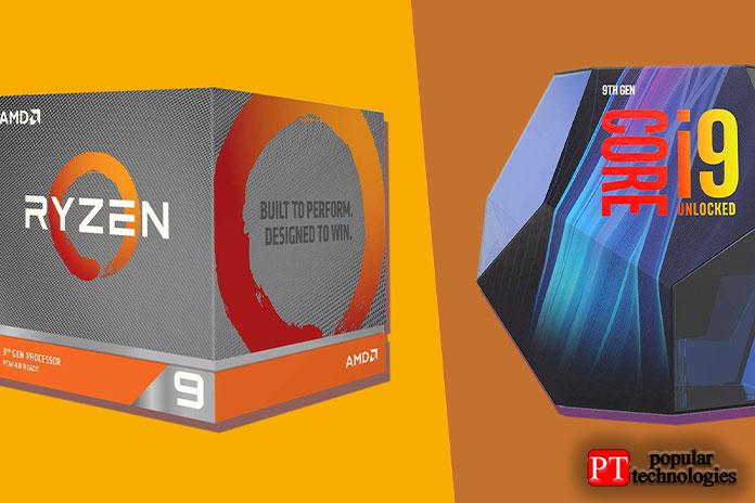 Amd Ryzen 5000 Zen 3 против Intel 10-Го поколения
