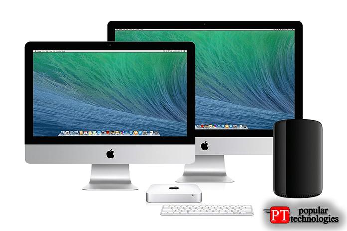 Что выбрать: iMac, MacBook, Mac Mini и Mac Pro