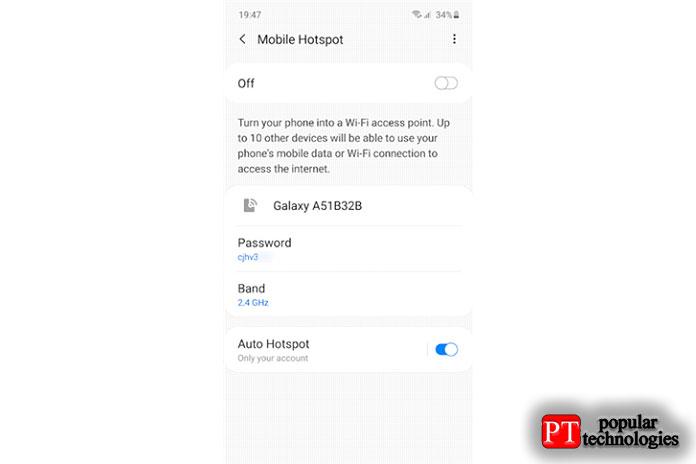 Как раздать интернет с Android15