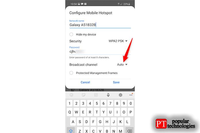 Как раздать интернет с Android21