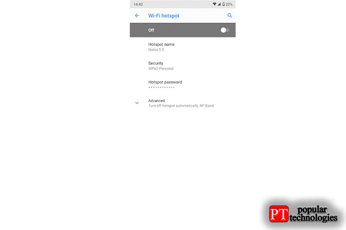 Как раздать интернет с Android8