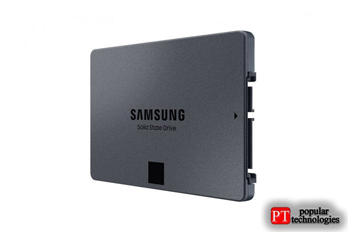 Samsung SSD 870QVO