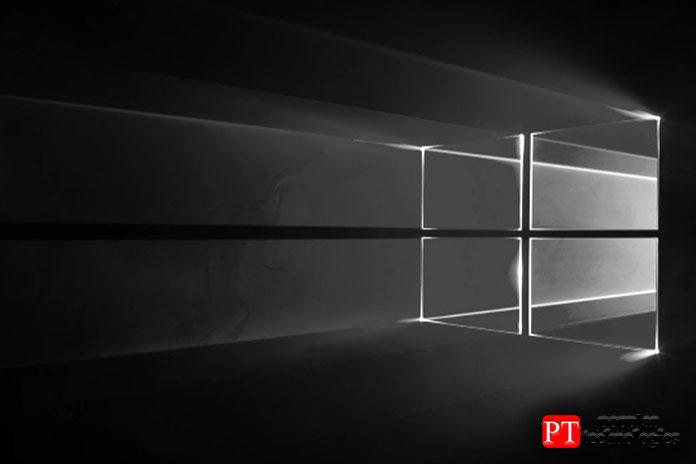 темную тему Windows