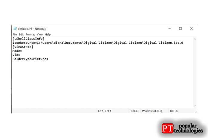 значок папки в Windows13