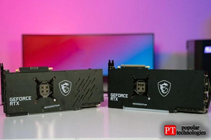 GeForce RTX 3080 и RTX 3090