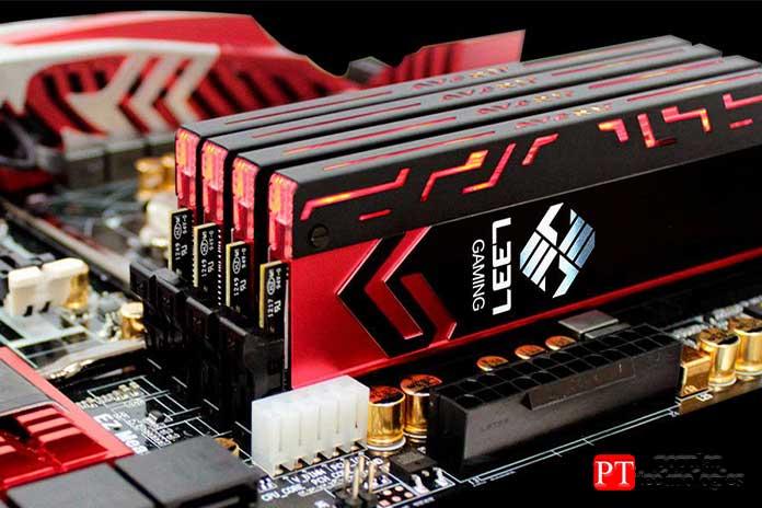 Объём памяти DDR5