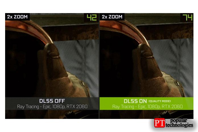 Особенности Nvidia RTX 3070