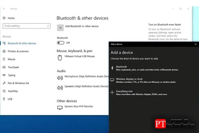 Подключение контроллера Xbox Series X к ПК через Bluetooth