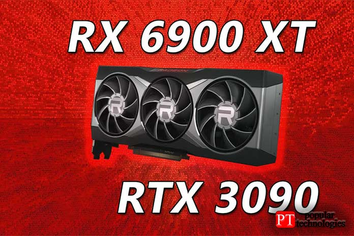 RX 6900 XT или RTX 3090