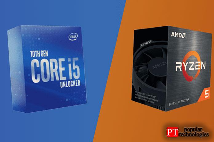 Ryzen 5 5600X или Intel I5-10600K