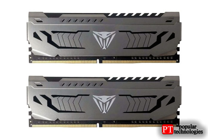 Patriot Viper Steel Series DDR4 16ГБ, 4000МГц