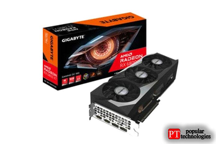 Gigabyte Radeon RX6800XT 16ГБ ИГРОВАЯ OC