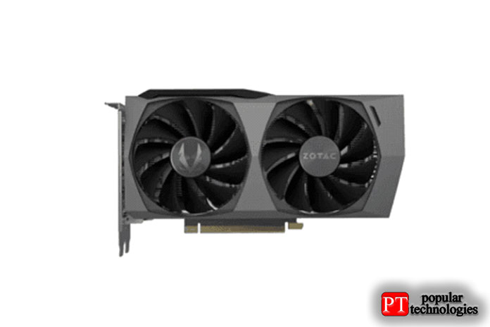 Zotac NVIDIA GeForce RTX 3060Ti