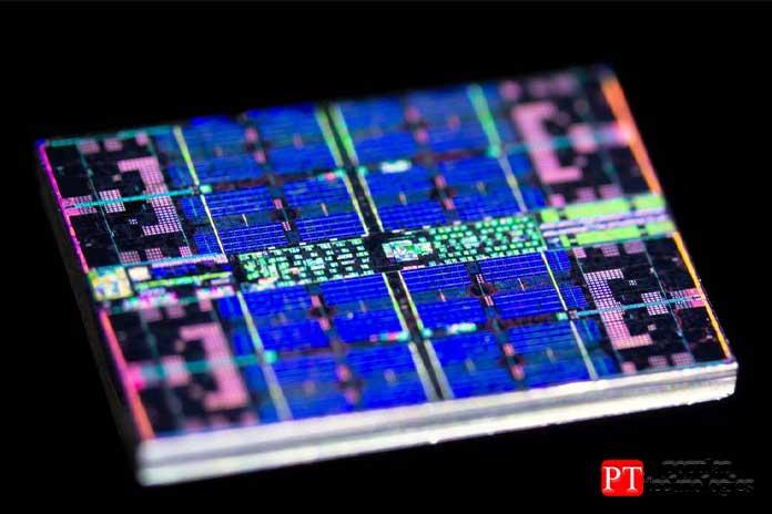AMD или Intel CPU Литография