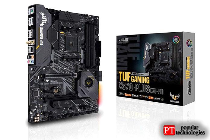 ASUS AM4TUF Gaming X570-Plus
