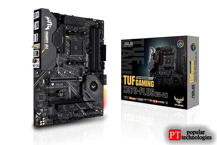 ASUS AM4 TUF Gaming X570-Plus