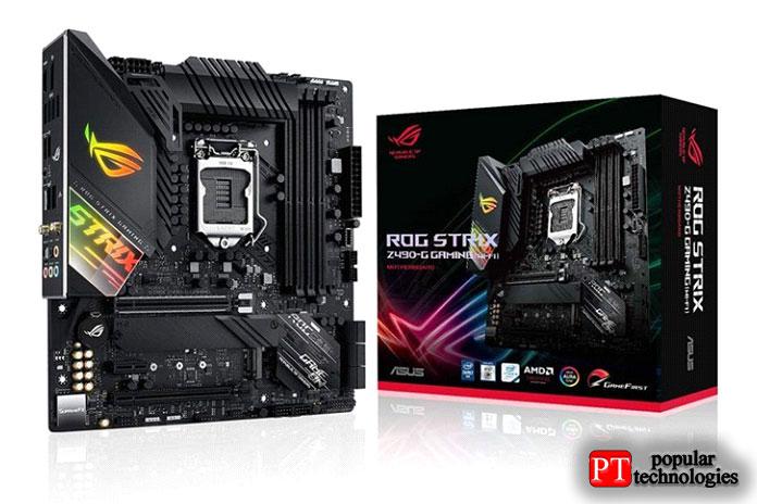 Asus ROG Strix Z490-G