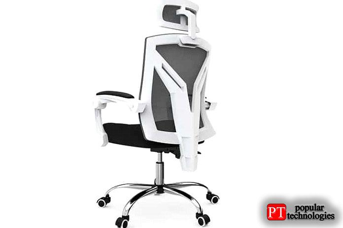 Эргономичное кресло для домашнего офиса Hbada