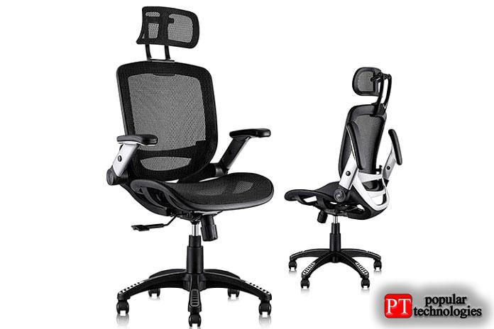 Эргономичное сетчатое офисное кресло Gabrylly