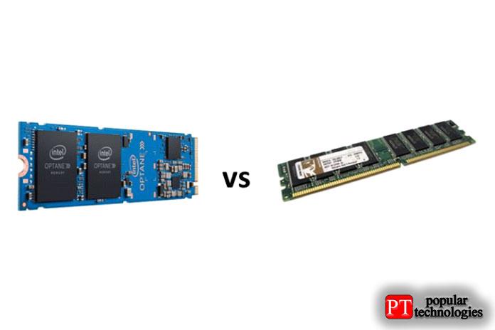 Intel Optane Memory или ОЗУ