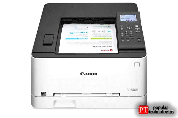 Лазерные принтеры превосходно соответствуют спецификациям шрифтовой фабрики