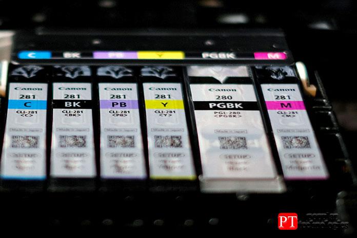 Многие потребительские фотопринтеры используют пять или шесть цветов чернил для более богатой палитры