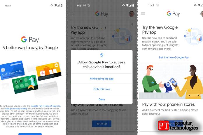 Настройте Google Pay изприложения для Android