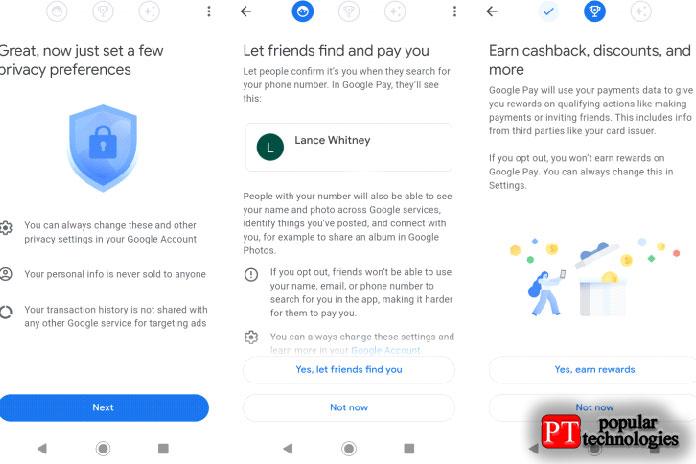 Настройте Google Pay изприложения для Android4