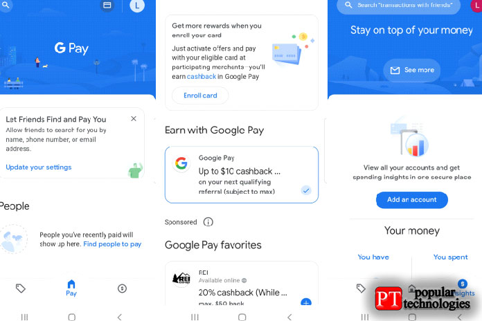 Настройте Google Pay изприложения для Android5