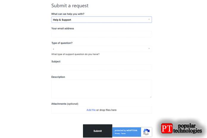 Отмена отчёта сервера после его создания