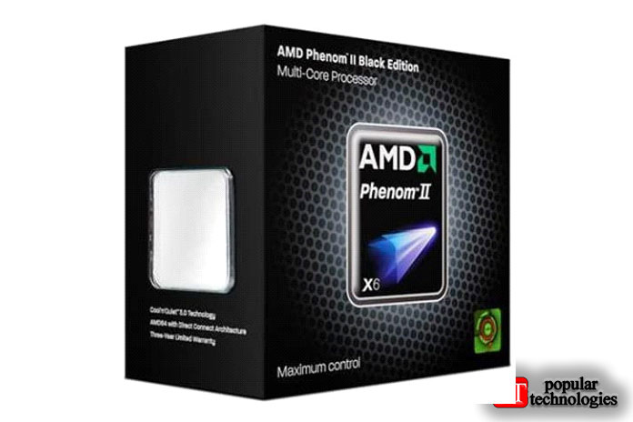 Phenom IIX6 1090T BE
