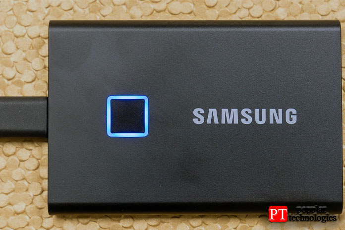 SSD Samsung T7Extreme