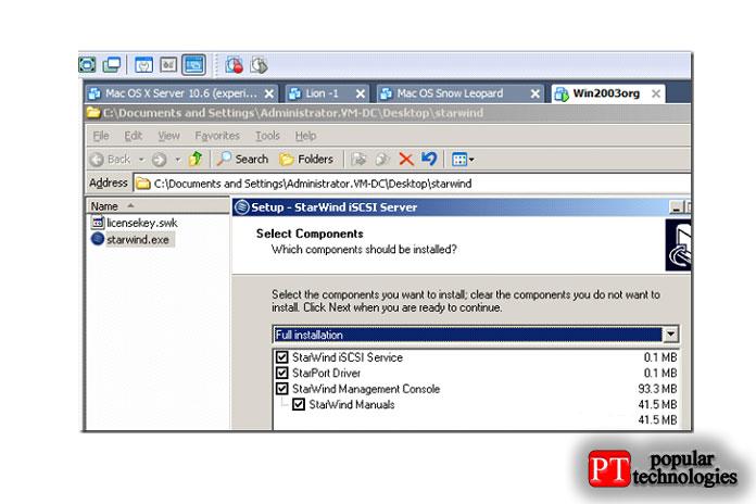 Установка такаяже простая, как иустановка обычных программ воперационных системах Windows