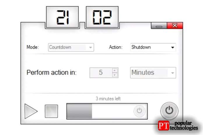 В пользовательском интерфейсе таймера сна в разделе