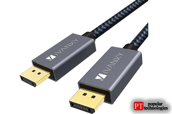 iVANKY 1.2 Кабель DisplayPort— DisplayPort