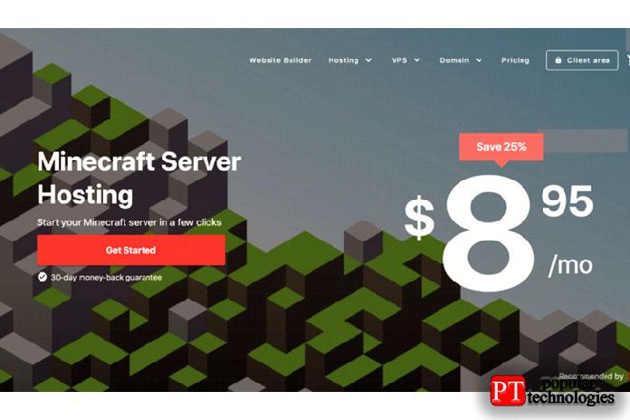 настроить сервер Minecraft