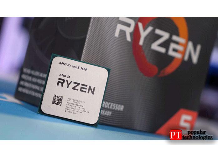 Это касается тех извас, кто уже использует Ryzen 5 3600