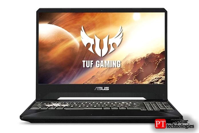 Игровой ноутбук ASUS TUF (AMD Ryzen5 R5-3550H)