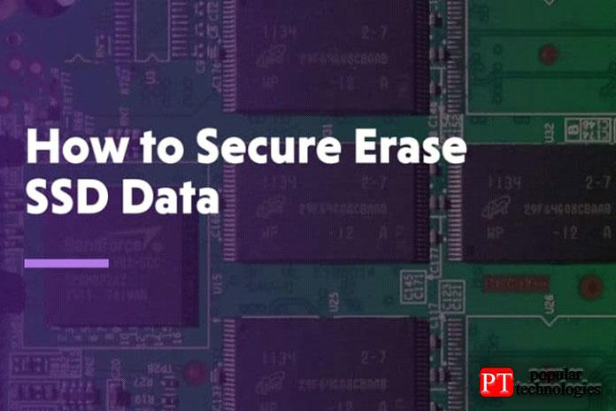 Как безопасно стереть данные SSD Когда вывыбрасываете свою кредитную карту, выобычно нехотите просто выбросить еёвмусорное ведро. Вы, вероятно, сначала сожжёте его, порежете или измельчите. Независимо отвашего метода, выхотите, чтобы эту карту невозможно было восстановить, иона навсегда исчезла, чтобы ваша информация была вбезопасности. Точно также вынедолжны просто быстро форматировать жёсткий диск, чтобы избавиться отинформации, поскольку насамом деле это нето, как вычистите SSD. Акогда дело доходит доформатирования SSD, полное форматирование может быть вредным. Итак, как стереть SSD, чтобы никто другой несмог его восстановить? Чтобы безопасно стереть данные ствердотельного накопителя, вам необходимо выполнить процесс, называемый «Безопасное стирание», спомощью BIOS или какого-либо программного обеспечения для управления SSD. Носначала, чтобы объяснить, как это работает икак безопасно стереть ваши данные, нам нужно понять, как работает SSD икак работает стандартный формат диска. Если выуже знаете отвердотельных накопителях ипросто хотите узнать, как очистить твердотельный накопитель, пропустите следующий раздел. Как работает SSD Традиционно накопители были механическими вращающимися приводами (HDD). Уних есть магнитные диски, называемые пластинами, ирычаги привода, которые перемещаются попластинам для доступа кзаписанной наних информации. Поскольку они механические, это медленный процесс. Рычаги привода должны вручную перемещаться попластинам для доступа кхранилищу, что вызывает небольшую задержку при извлечении данных. Это подходило долгое время идосих пор подходит для определённых типов файлов, нотеперь унас есть жёсткие диски наоснове флэш-памяти: твердотельные накопители (SSD). Назван так потому, что внём нет движущихся механических частей. SSD— это большой шаг вперёд втехнологии хранения данных, поскольку онпозволил значительно повысить скорость чтения/ записи. Нокак это работает ипочему намного быстрее? Хранение SSD состоит изнебольших транзисторов ипроводов