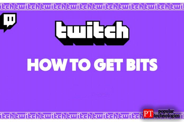 Как получить Bits на Twitch