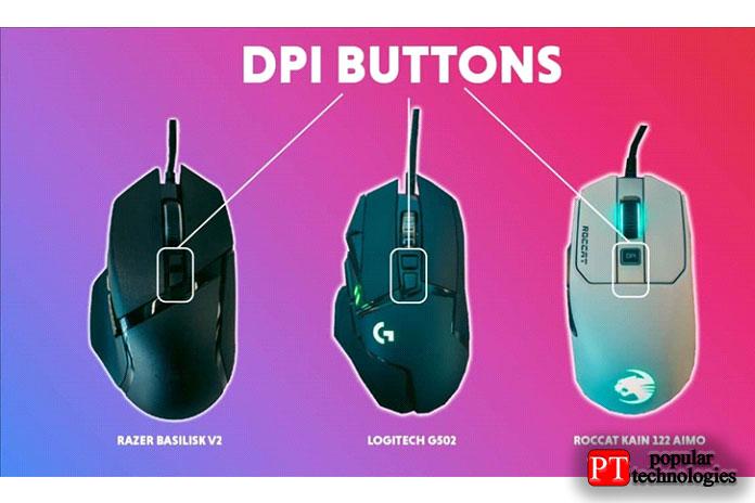 Как проверить DPI мыши