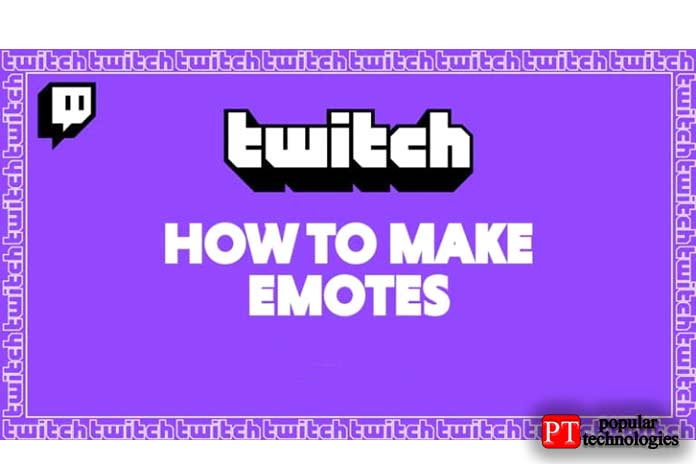 Как создавать Twitch Emotes