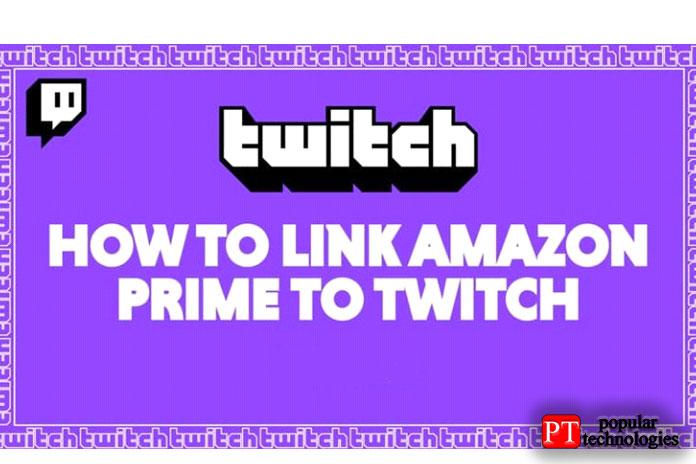 Как связать Amazon Prime с Twitch