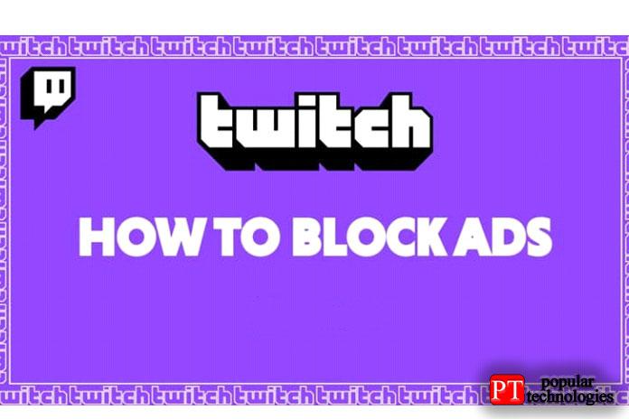 Как заблокировать рекламу на Twitch
