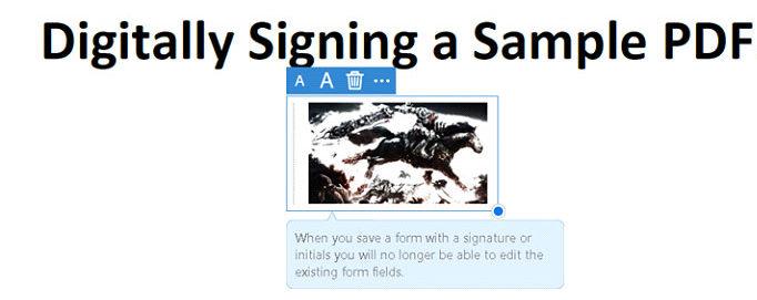 Когда вынажмете кнопку «Применить», высможете разместить изображение своей подписи влюбом месте документа