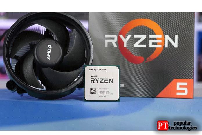 Обзор AMD Ryzen 5 3600 с Radeon RX 6800