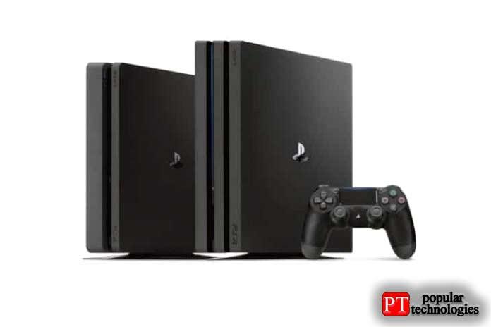 PS4 или Xbox One размеры
