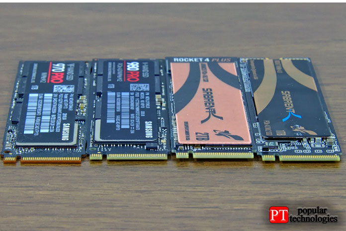Samsung 980 Pro SSD или Sabrent Rocket 4 Plus