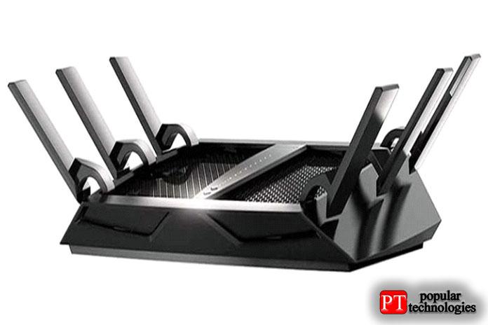 Трехдиапазонный Wi-Fi роутер Netgear Nighthawk X6S AC4000